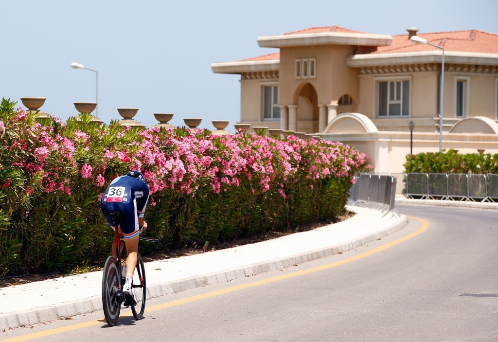 In pictures: Day six of Baku 2015