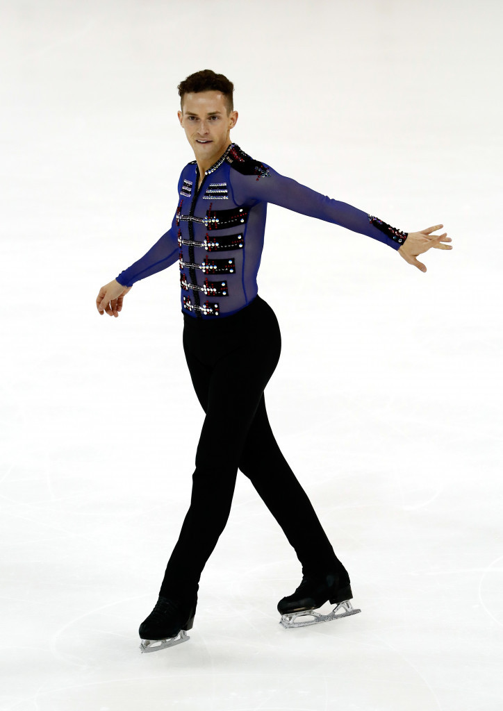 The National Championships is the most prestigious US Figure Skating event ©Getty Images