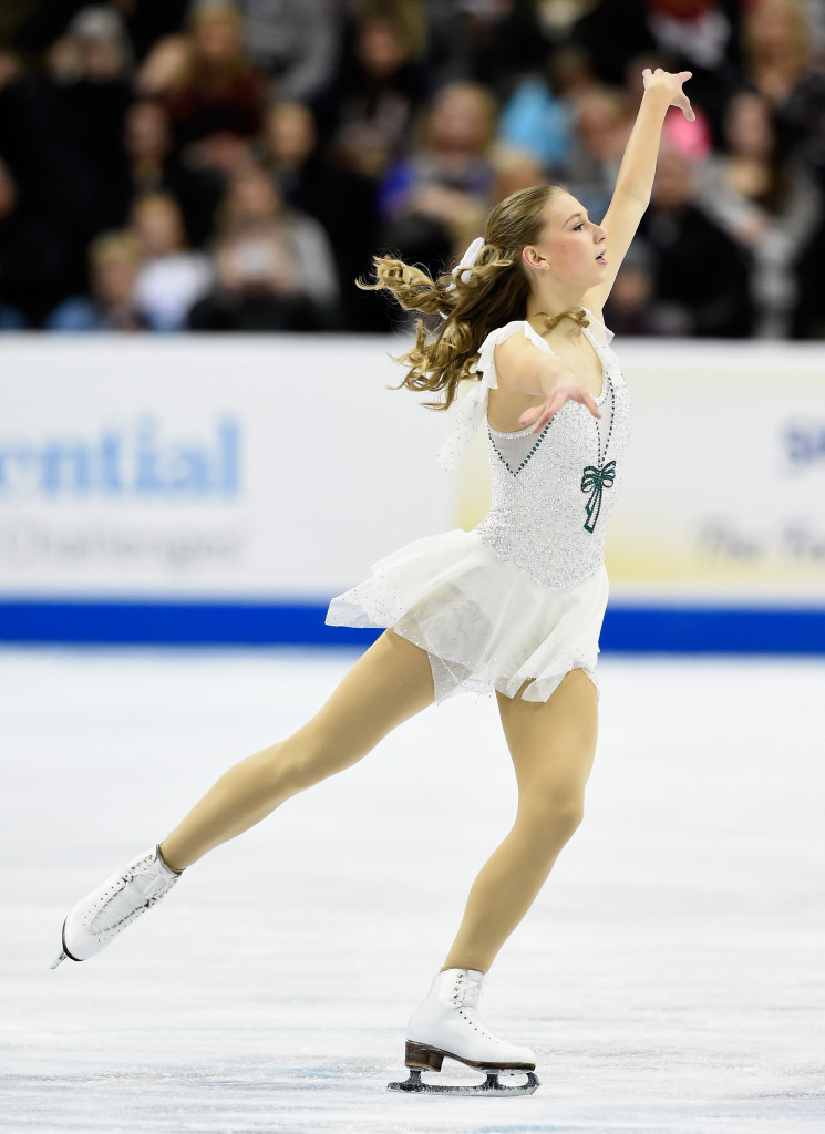 The 2016 National Championships were held in Saint Paul ©Getty Images
