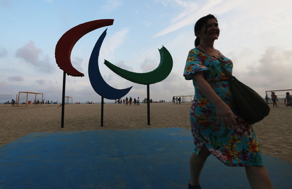 """The IPC has reiterated its claim that there is an """"air of positivity"""" around the Rio 2016 Paralympic Games, which are due to begin tomorrow ©Getty Images"""