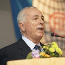 Neculai Vieru has died after a battle with prostate cancer ©FIG