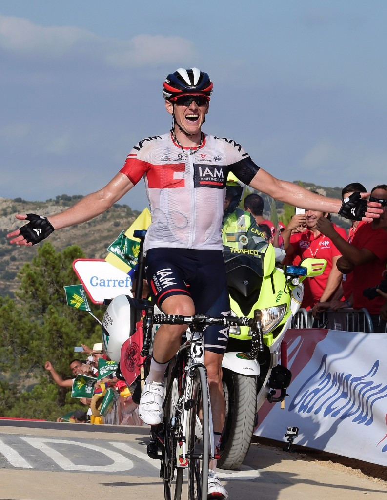 Quintana holds off Froome to all-but claim Vuelta title