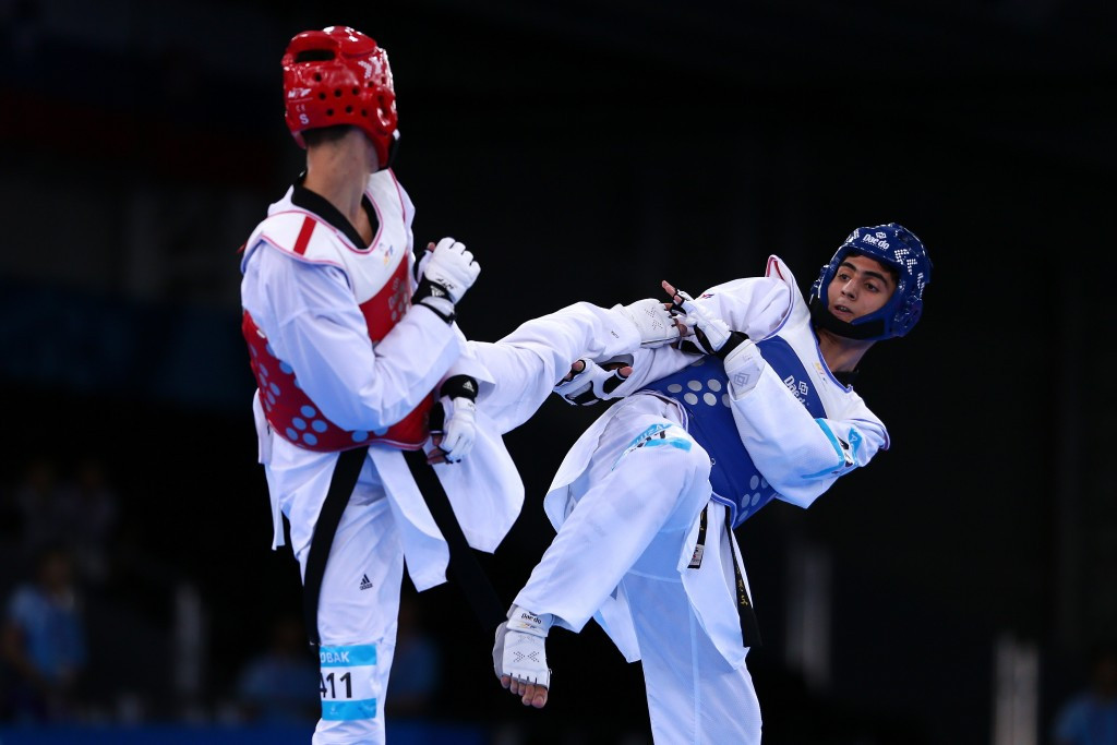 In pictures: Day five of Baku 2015