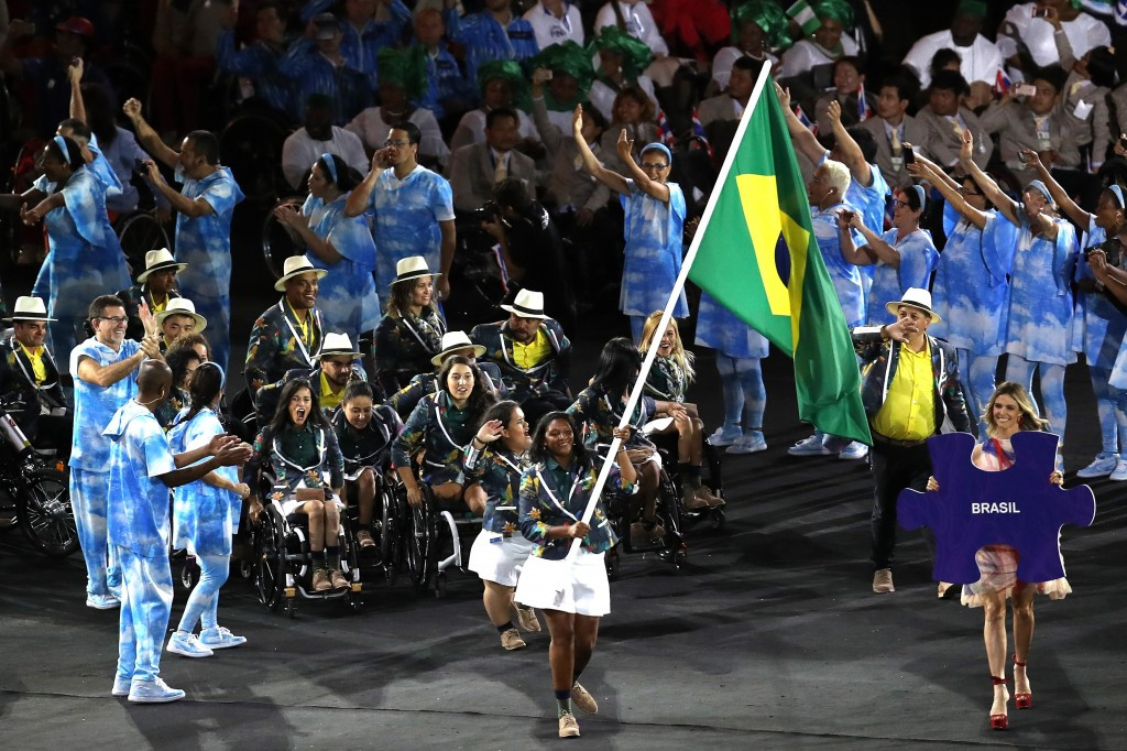 The Rio 2016 Paralympics Opening Ceremony