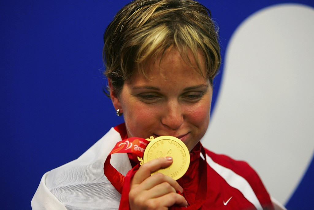 Vadovicova and Dong win opening Paralympic shooting gold medals of Rio 2016
