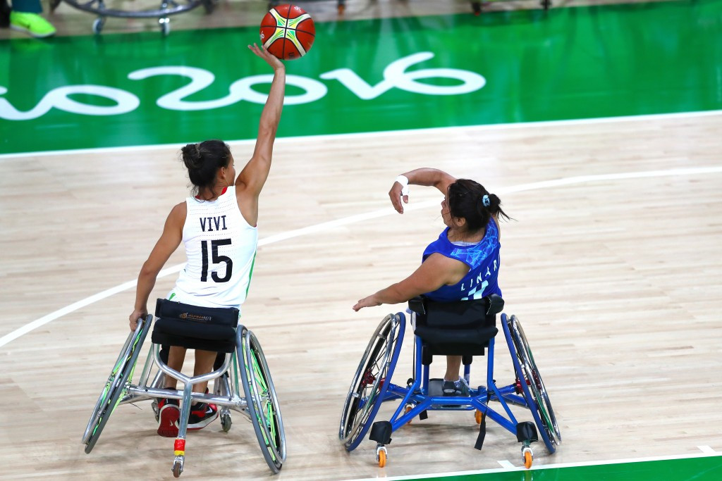 Rio 2016 Paralympics: Day one of competition