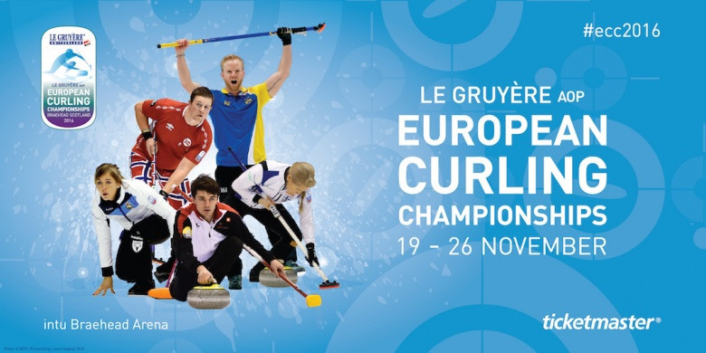 Tickets go on sale for 2016 European Curling Championships