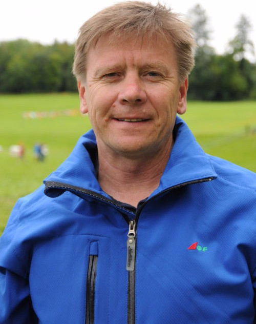 Haldna elected President of International Orienteering Federation