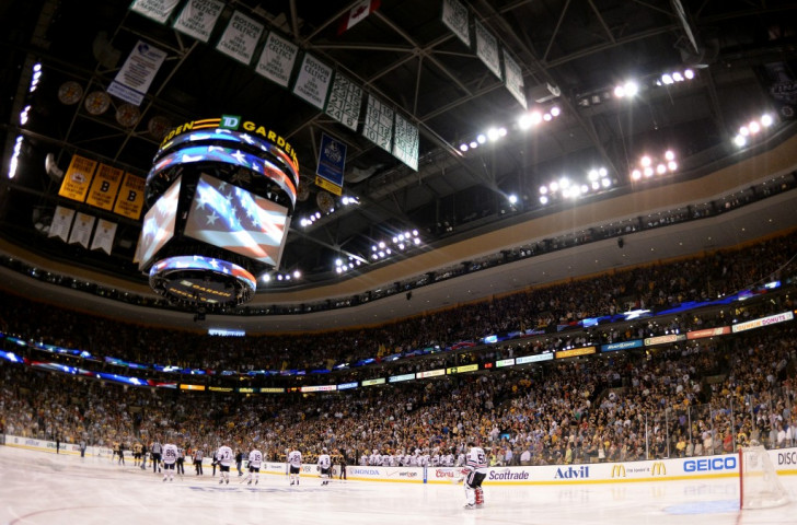 Boston Celtics TD Garden to stage basketball and gymnastics if Boston hosts 2024 Olympics and Paralympics