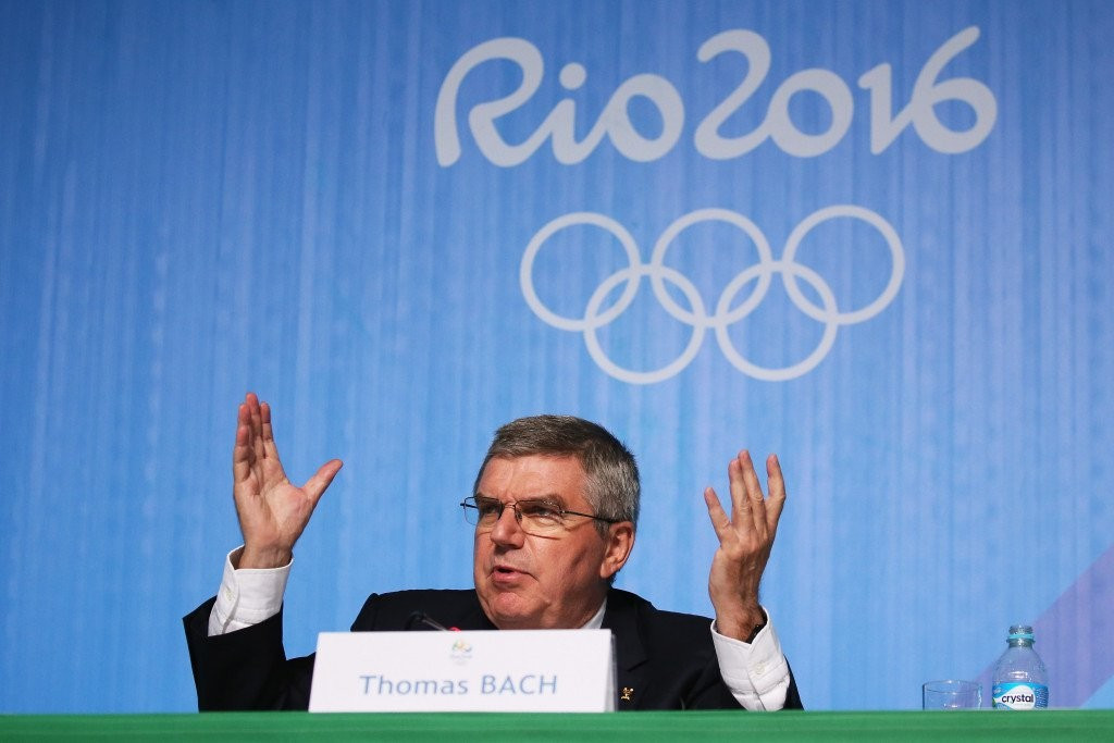 The IOC under Thomas Bach appear more keen than ever to control the bidding process rather than letting bid cities express themselves ©Getty Images