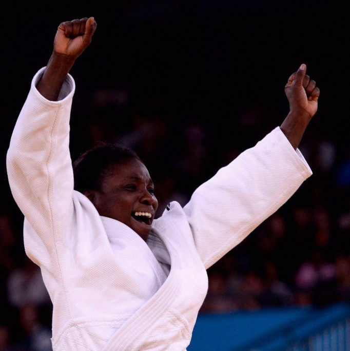 Cuban defends women's under 63kg gold medal on second day of Paralympic judo action at Rio 2016
