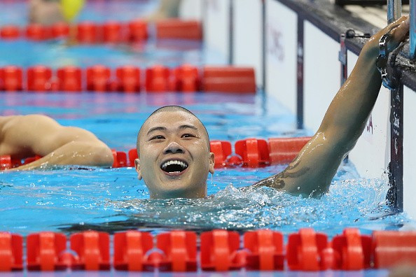 Five world record-breaking wins for China as Rio 2016 Paralympic swimming action continues