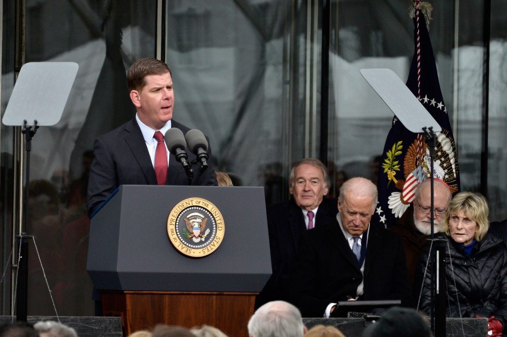 Boston Mayor Martin Walsh has reiterated his belief that an Olympic and Paralympic Games can bring long-term benefits to the city