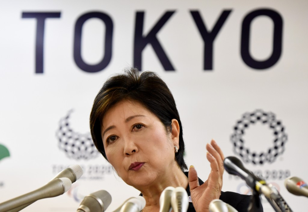 Yuriko Koike has reiterated her desire to reduce costs of staging the Olympics in 2020 ©Getty Images