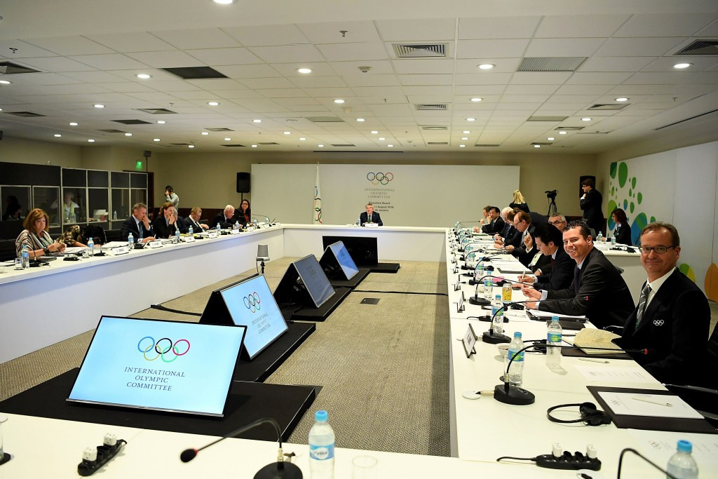 The IOC has backtracked on the original stance of the Executive Board ©Getty Images
