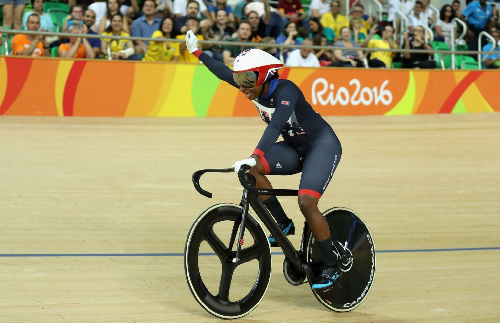 Cox makes British Paralympic history after adding Rio 2016 track cycling gold to athletics bronze