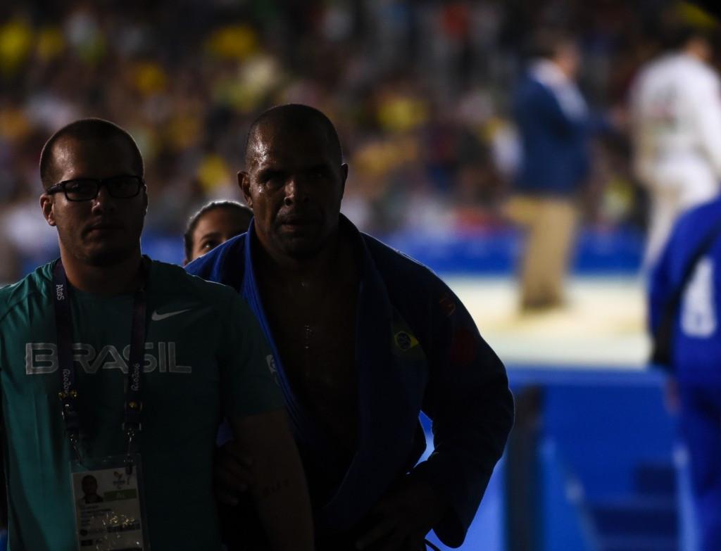 Brazil beaten in three finals as judo competition draws to a close at Rio 2016 Paralympic Games