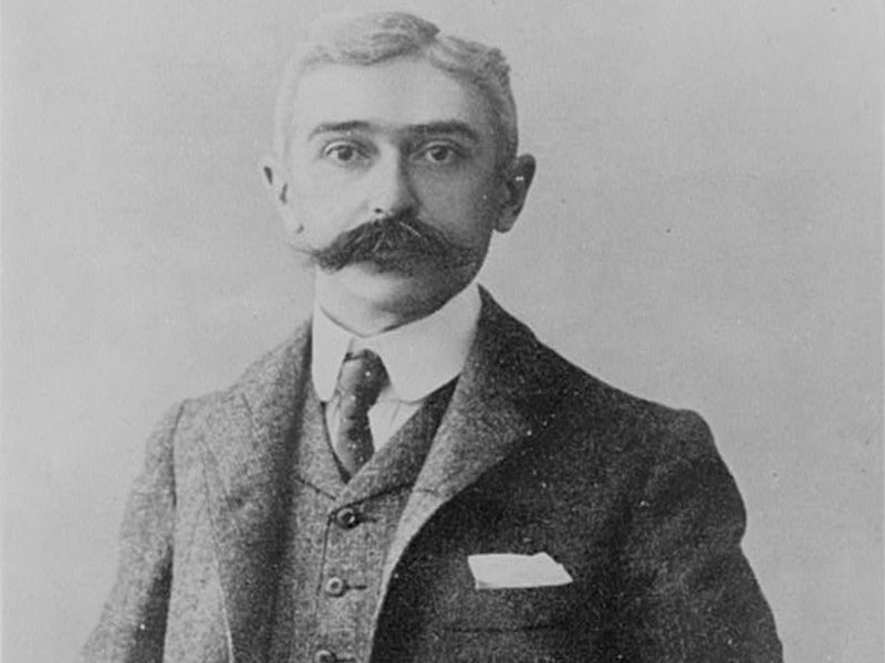 Modern Olympic founder Pierre de Coubertin had been an enthusiastic supporter of Tokyo 1940 ©Wikipedia