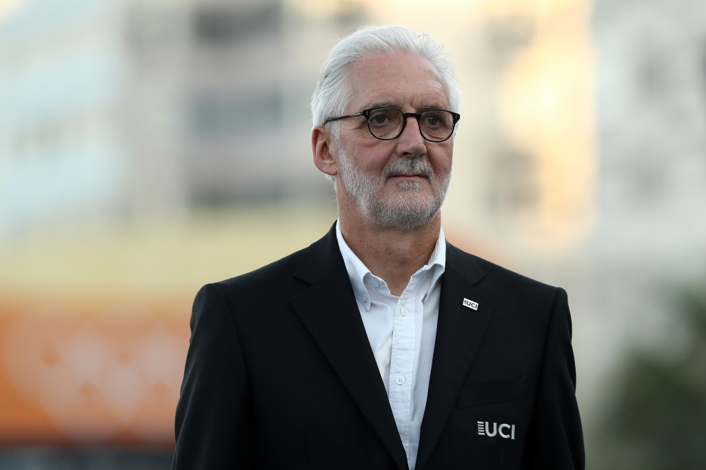 UCI President Brian Cookson has reiterated his belief that the sport he heads isn't in denial about doping like some others ©Getty Images