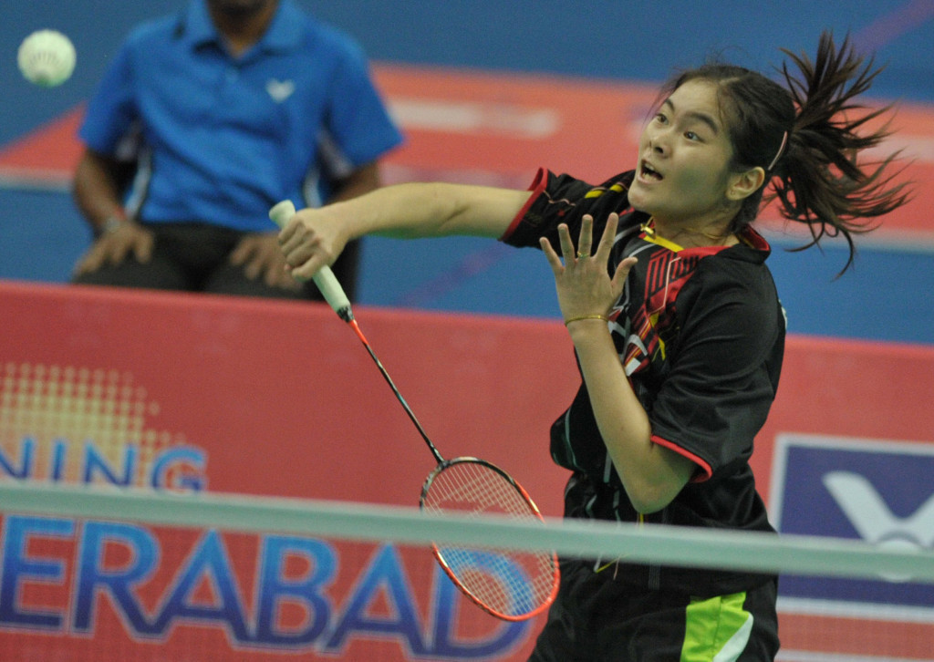 Thailand's Ongbumrungpan wins women's singles title as BWF Indonesian Masters comes to a close