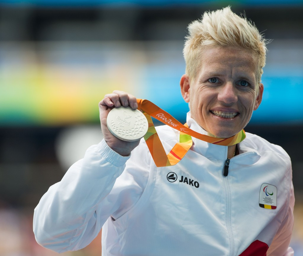 Belgian Paralympian speaks out about plans to end own life through euthanasia