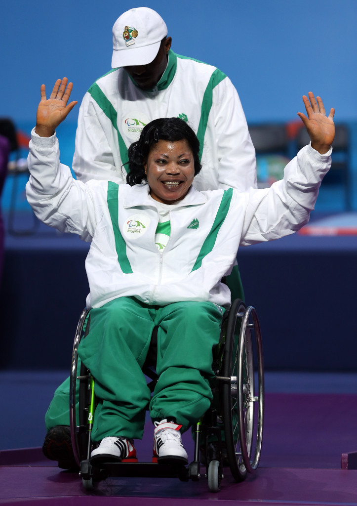 Ejike claims Rio 2016 powerlifting gold to end Egyptian Omar's dominance