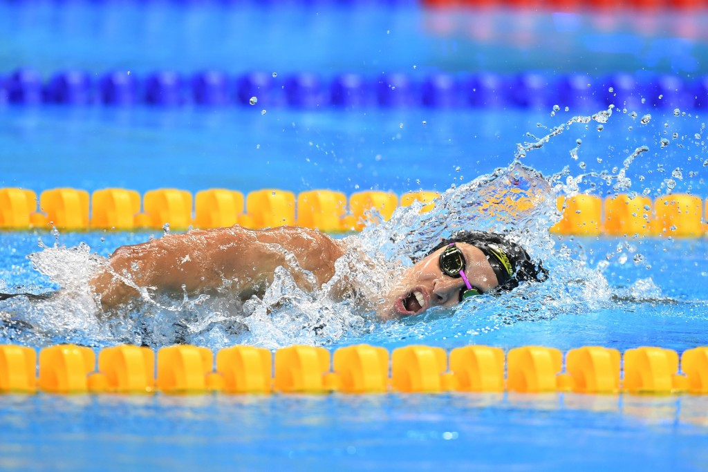 Kiwi Pascoe claims eighth Paralympic swimming gold medal of career in world record time