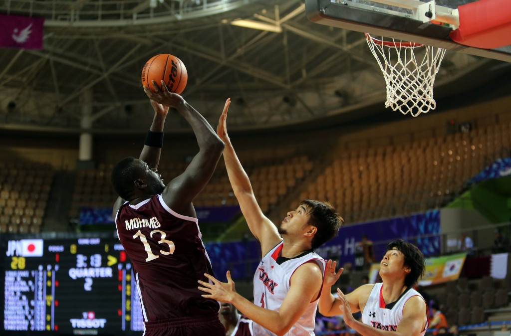 Japan's national basketball teams will be allowed to resume preparations for international tournaments