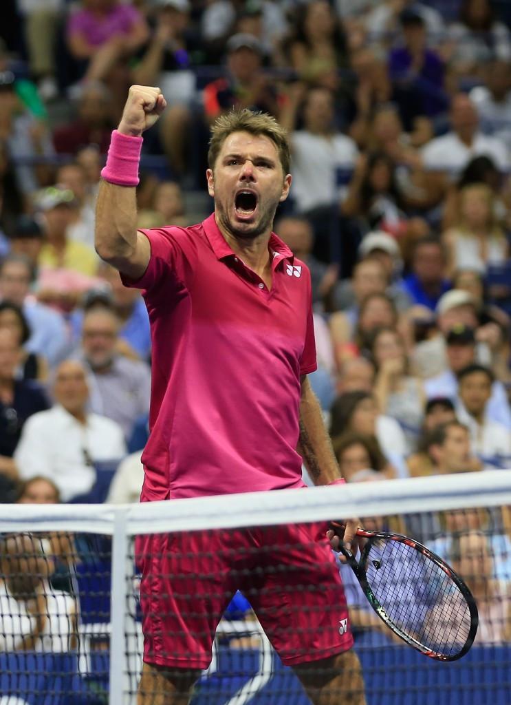 Wawrinka stuns Djokovic to win men's US Open title