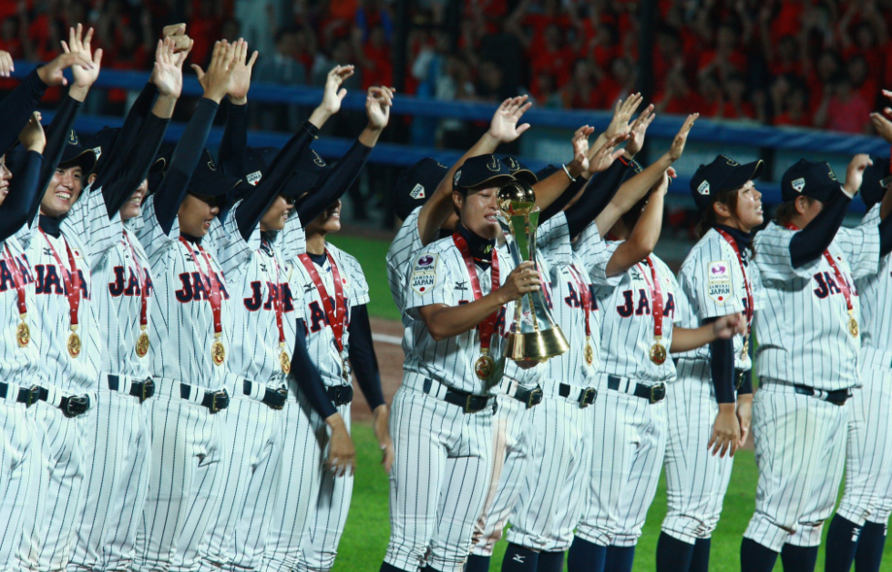 Women's Baseball World Cup champions Japan see two named in WBSC All-World team