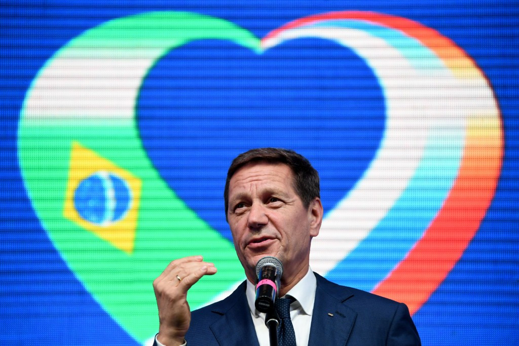 "Russian Olympic Committee President Alexander Zhukov has said he is ""certain"" the decision of the IPC to ban his country from the Rio 2016 Paralympic Games was wrong and that ""history will prove it"" ©Getty Images"