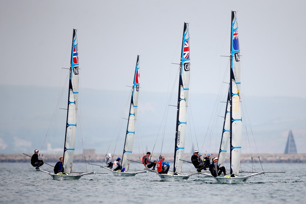 World Sailing unveil revamped Sailing World Cup in build up to Tokyo 2020 Olympic Games