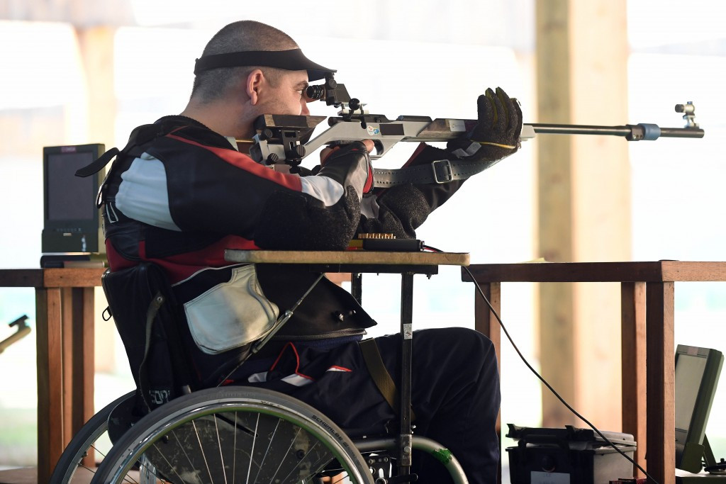 Suranji wins Serbian shooting gold at Rio 2016 Paralympics