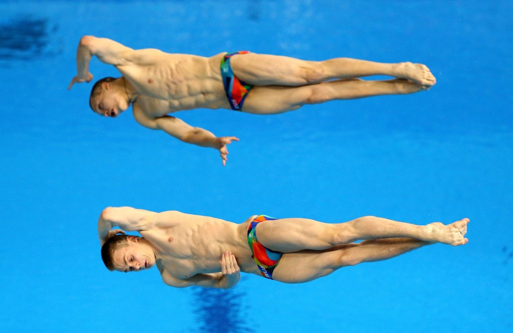 Russia earn double European Games diving gold with synchronised springboard  and platform victories