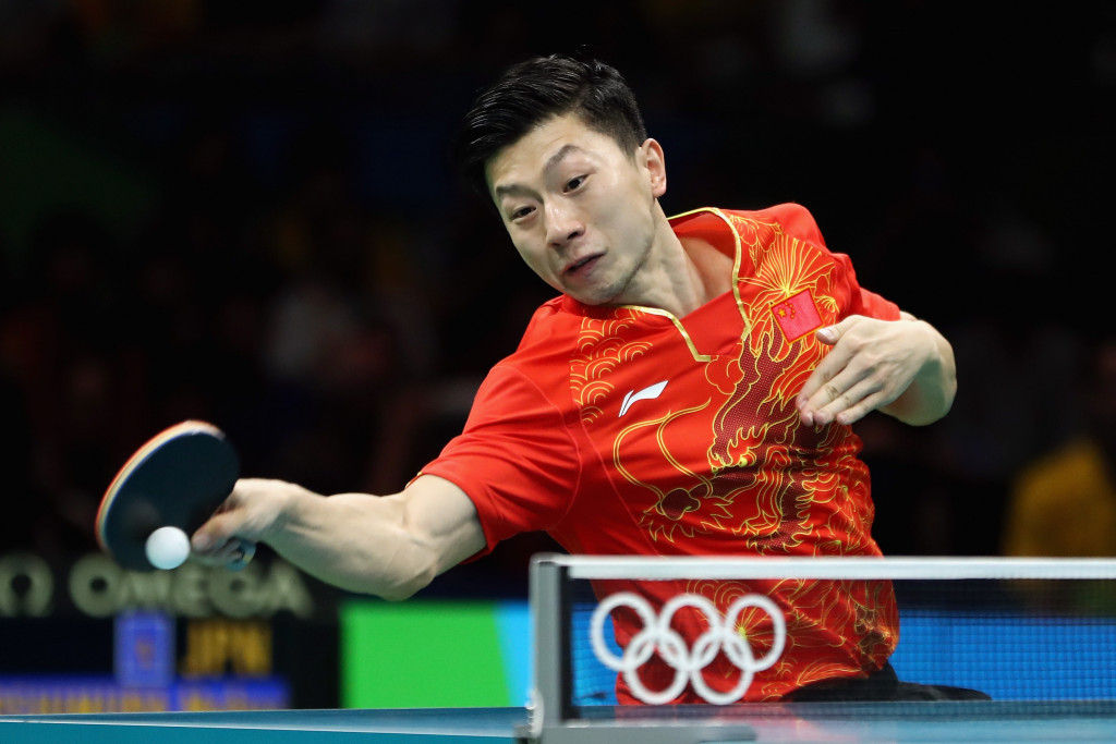 ITTF World Tour China Open draw creates possible repeat of Rio 2016 final between China's Ma and Zhang