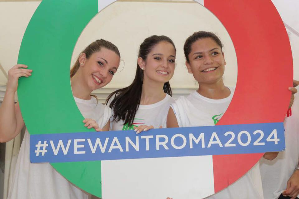 Rome 2024 needs to make a decision soon on whether it will be allowed to continue its campaign ©Rome 2024