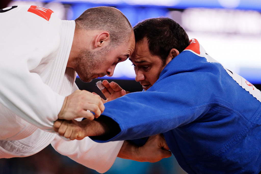 Argentinian judoka provisionally suspended after failed doping test at Rio 2016 Paralympics