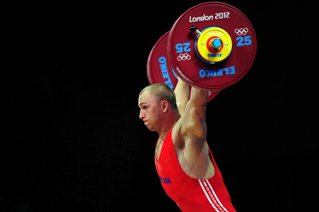 Ninth place weightlifter from London 2012 in line for bronze after Moldovan tests positive in retests