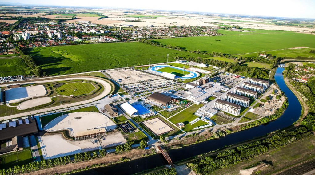 The event will be held at the venue for last year's European Championships ©FEI