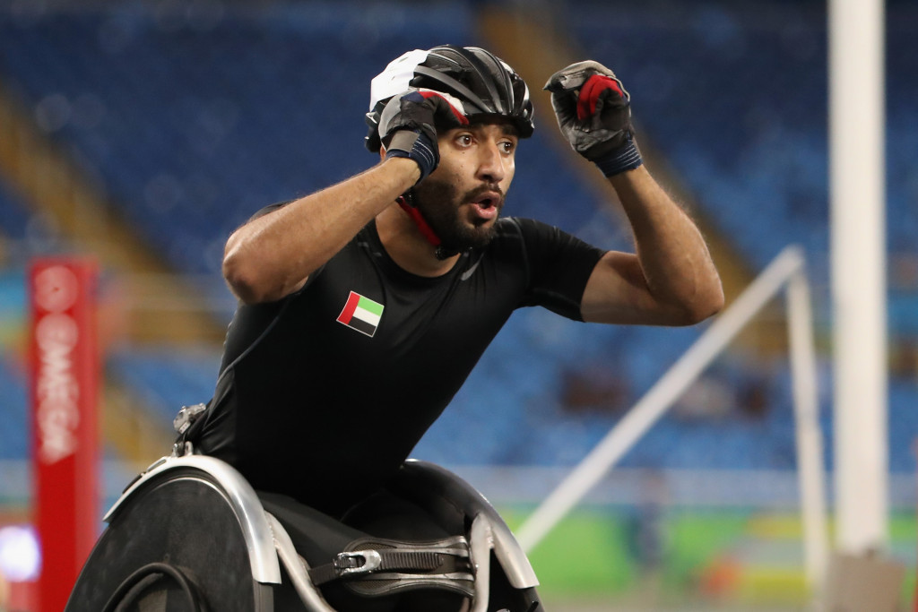 Rio 2016 Paralympics: Day seven of competition