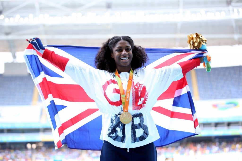 Britain's Kadeena Cox secured her second Paralympic gold on day seven ©Getty Images