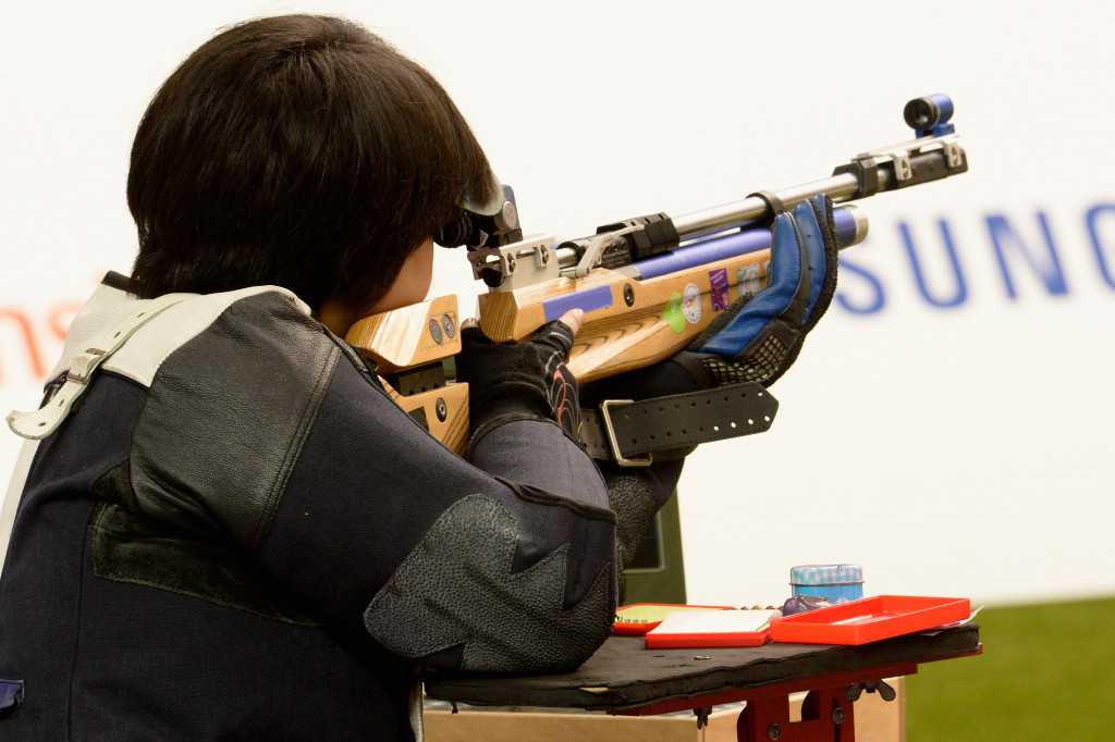 Two double Paralympic champions crowned on final day of Rio 2016 shooting competition