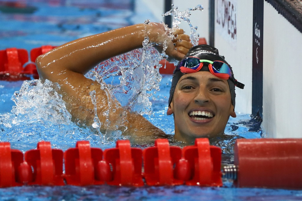Spain claim hat-trick of Paralympic swimming titles as world records continue to tumble at Rio 2016