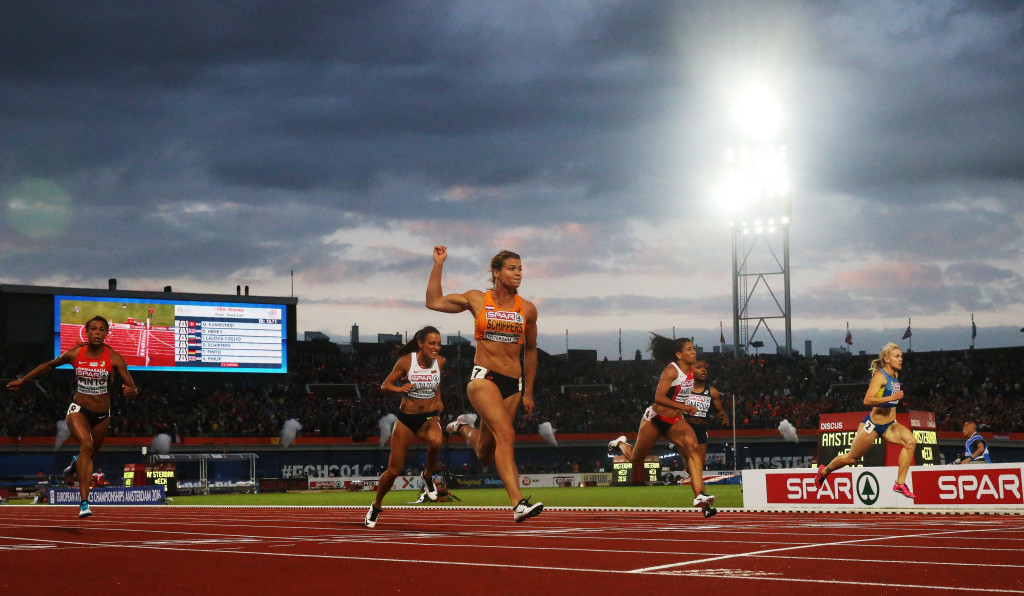 Athletics is among the sports that will be represented at the 2022 European Championships ©Getty Images