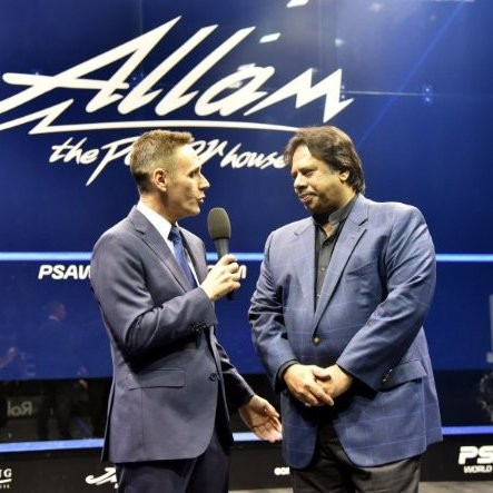 Walters appointed championship director for 2017 PSA World Championships