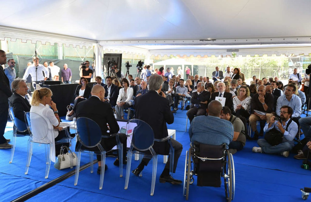 Rome 2024 stress importance of Olympic and Paralympic bid in urban development of Italian capital