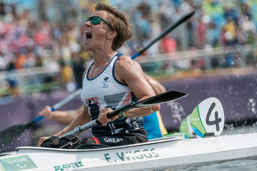 Great Britain win three gold medals as canoe sprint's Paralympic debut reaches its conclusion