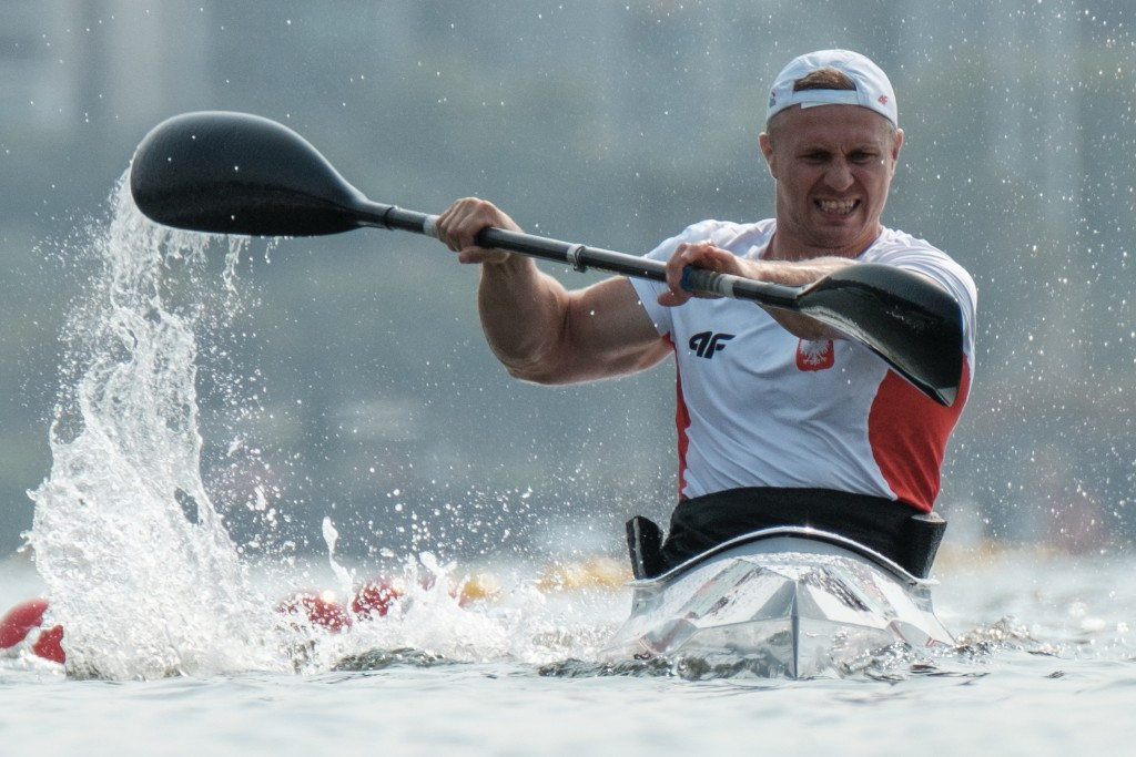 Poland's Jakub Tokarz came out on top in the men's KL1 final ©Getty Images
