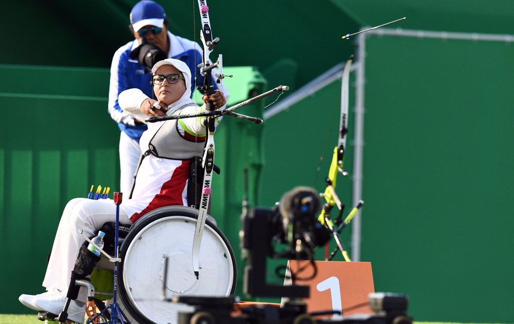 Nemati defends London 2012 Paralympic recurve title in Rio