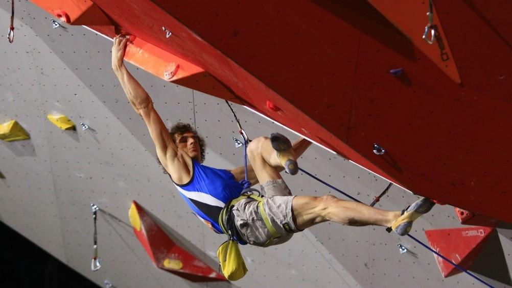 The men's lead qualifying rounds proved to be one of the highlights on day two of the IFSC World Championships ©IFSC